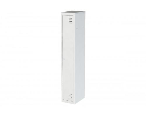 Одежный металлический шкаф СОШ-300-1