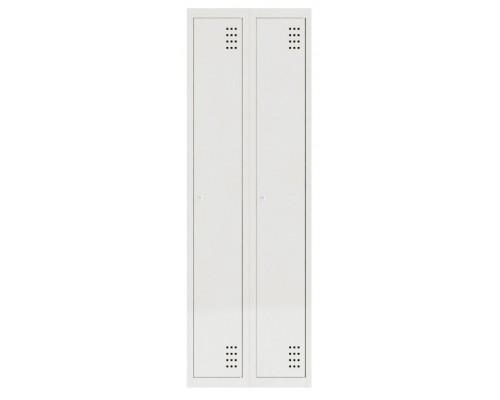 Одежный металлический шкаф СОШ-800-2